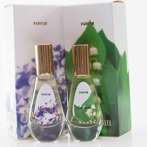 Belarus-mono-parfum-Dilis-lily-of-the-valley-and-May-Lilac
