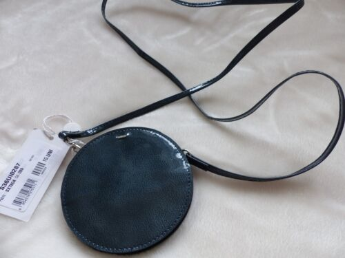 Paris Brand Mason Mm6 Martin Teal Portamonete Dark Margielacolore New uTK15l3cJF