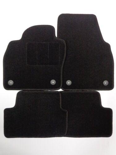 Autofußmatten für VW Polo VI 6 Typ AW 2G Bj.09//2017 Autoteppiche schwarz