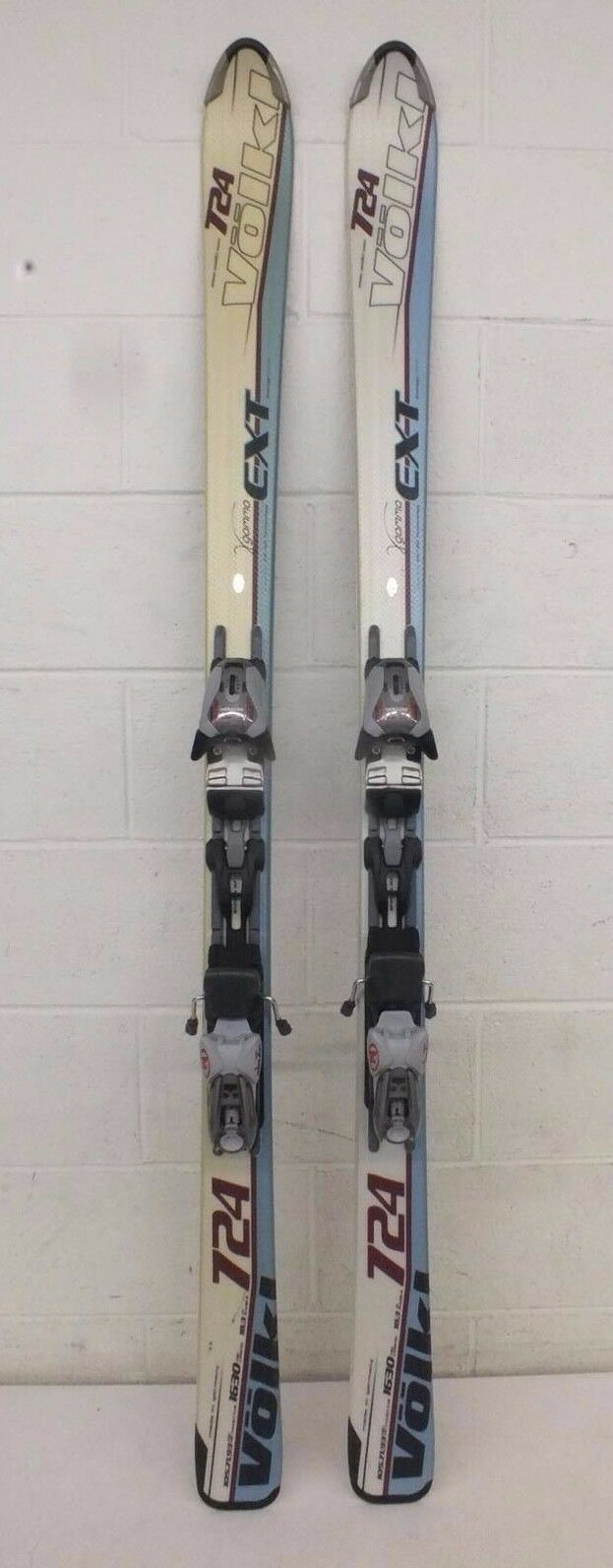Volkl Gamma EXT 724 163cm 105-71-93 Downhill Skis w Marker  Motion LT Bindings  are doing discount activities