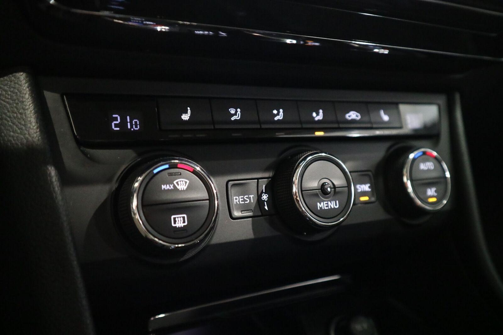 Skoda Superb 2,0 TDi 150 Style Combi DSG - billede 5