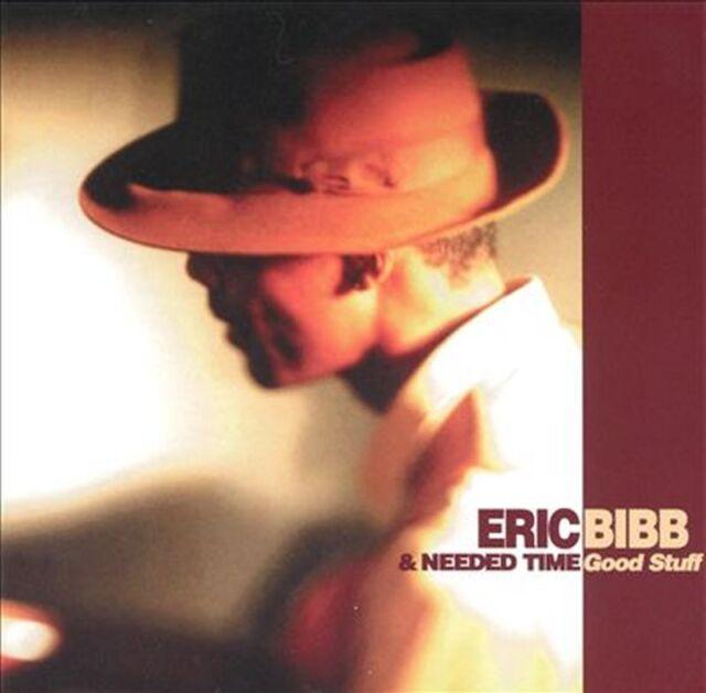 Eric Bibb & Needed Time - Good Stuff - Opus 3 Dolp 19603 ( HQ 180 Gramos Vinilo)