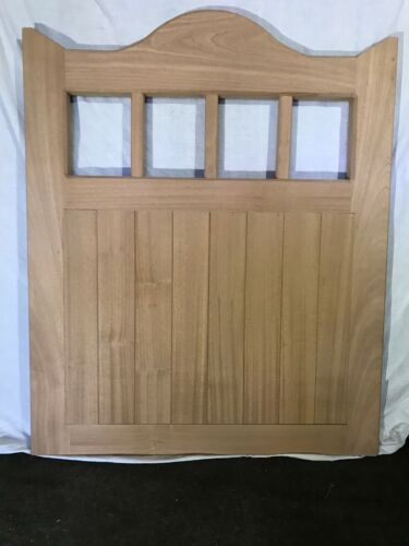The Ascot Hardwood Gate