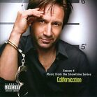 Californication, Season 4: Music from the Showtime Series [PA] by Various Artists (CD, Jan-2011, Scion Music Group)