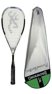 Browning-Platinum-Nano-100-Chrome-Squash-Racket-RRP-320