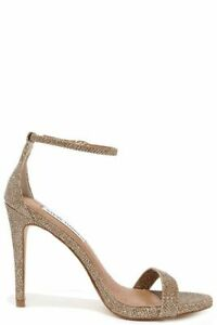 Steve Madden Stecy Gold Stiletto Heels Size 5.5