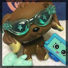 Littlest Pet Shop RARE Chocolate Brown Cocker Spaniel #960 Accessories SHOPKINS