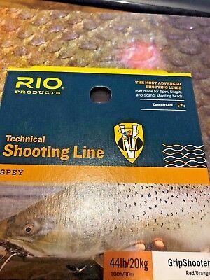 Rio Spey Series Floating Powerflex Max Shooting Head Running Line Pre Looped