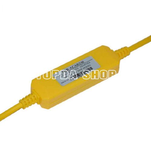1PC JXMCU USB-ACAB230 USB2.0 interface to DVP series PLC programming cable