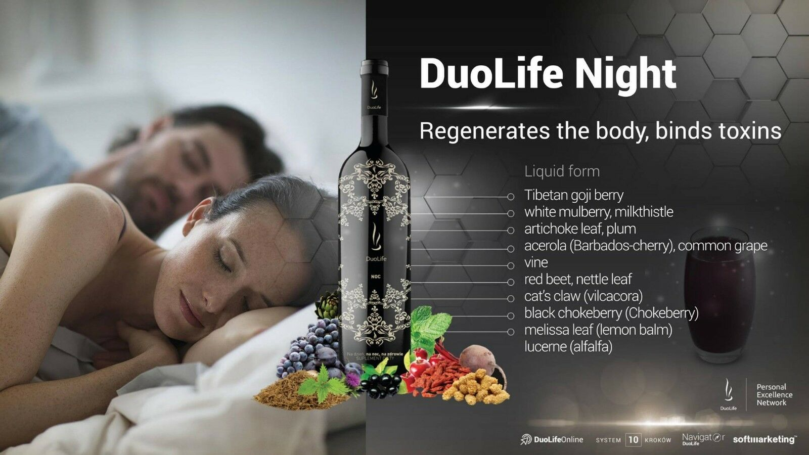 DuoLife, Day and Night SALE Set, SALE Night 4592f3