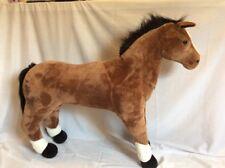 Melissa Doug Horse Plush Stuffed Animal 2105 Ebay