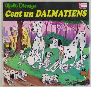 Walt-Disney-33-tours-25-cm-101-Dalmatiens-1968