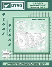 GM THM 4L60E ATSG Update Handbook MANUAL Repair Rebuild Transmission Guide Book