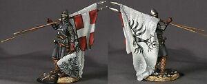 Tin toy soldiers ELITE painted 54 mm   Gran Maestro dell'Ordine dei Cavalieri di