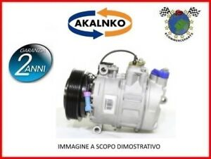 04B9 Compressore aria condizionata climatizzatore SEAT TOLEDO I Diesel 1991>19