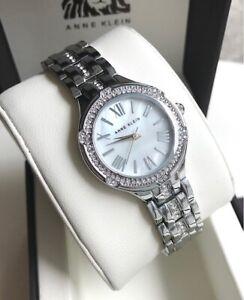 Anne-Klein-Watch-2025MPSV-MOP-Silver-Steel-for-Women-COD-PayPal
