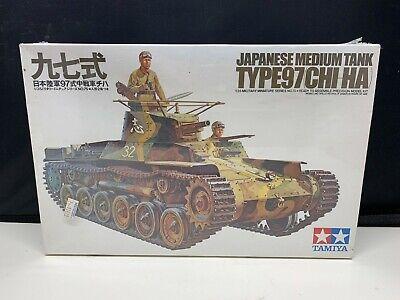 Tamiya 1:35 WWII Jp.Mitl.Panzer Typ97 Chi-Ha 2