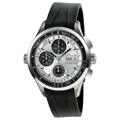Hamilton X-Patrol Chronograph Automatic Mens Watch H76566351