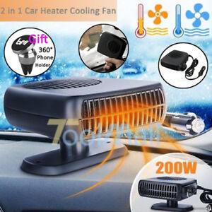 2019-Upgrade-2in1-12V-Portable-Car-Heating-Cooling-Fan-Heater-Defroster-Demister