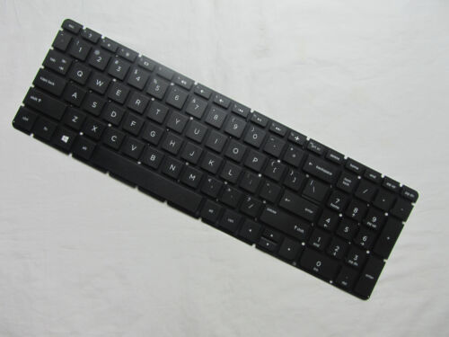 Brand New Fit HP 15-ac 15-ac000 15-af 15-af000 256 G4 series US black keyboard