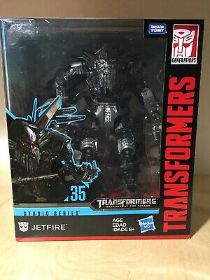 Transformers Studio Series #35 Premier Leader Wave 2 JETFIRE In Stock!