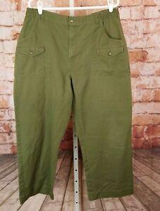 Boy-Scouts-of-America-BSA-Offical-Uniform-Pants-Sz-38