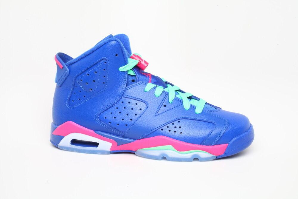 Nike Air Jordan 6 VI Royal 543390 439 Air Max BG GS sz 7