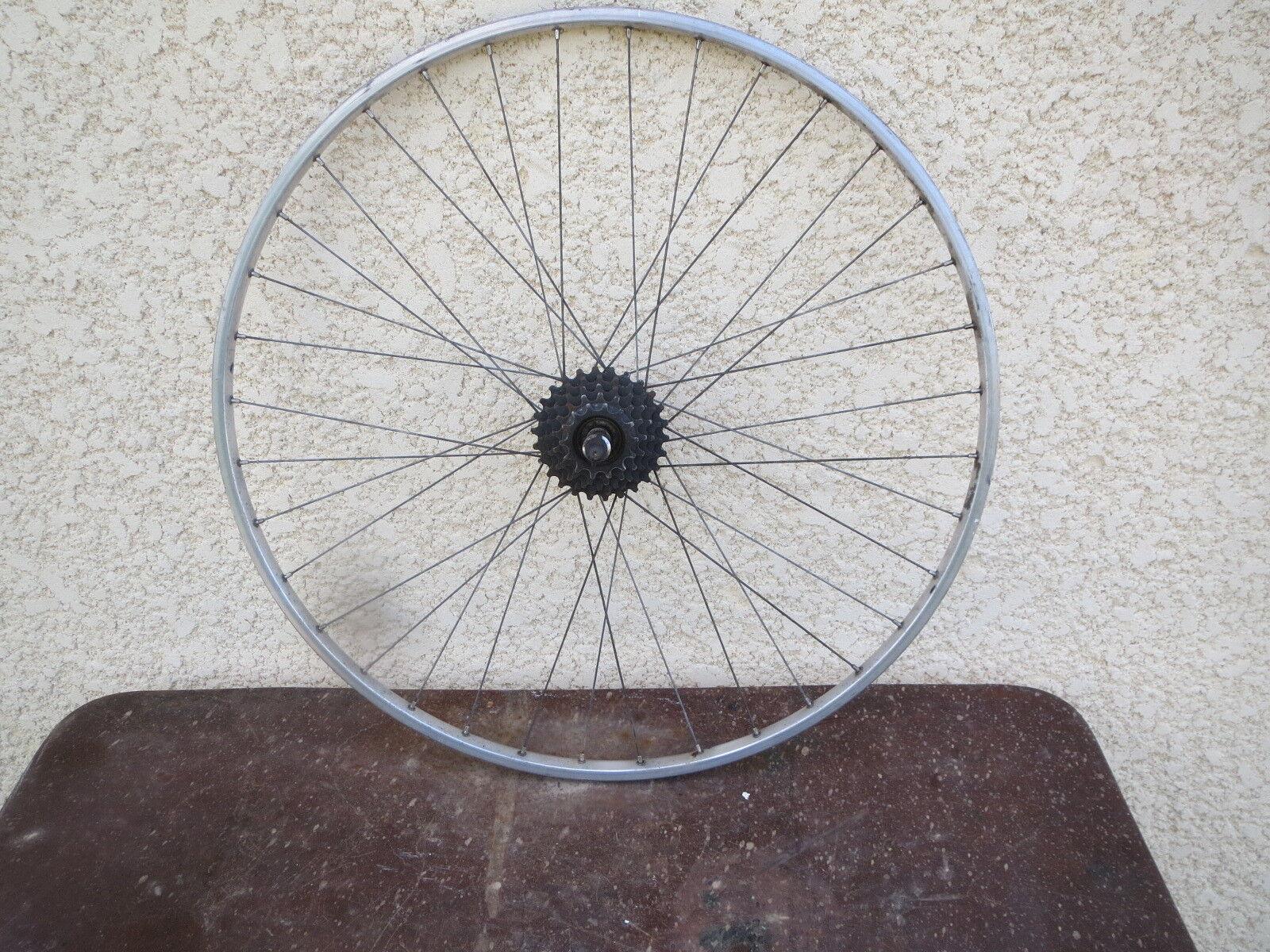 Old Rims aluminum Wheels bike pinion normandy vieux cycle 700   20 C