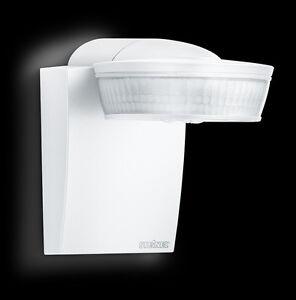 Steinel-Bewegungsmelder-Infrarot-Sensor-sensIQ-300-Grad-11004291-weis-FB-Retoure