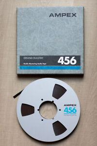 AMPEX-456-Grand-Master-Studio-Mastering-Audio-Tape-10-10-5-1-2-034-REEL-10-1-2-0-5