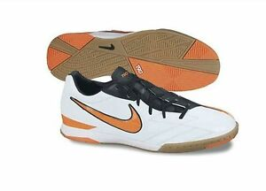 1ea46c2e8 Nike Total 90 Shoot IV IC Indoor 2012 Soccer Shoes New White ...