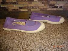 Womens KEEN Maderas Sz 7.5 EUR 38 Lavender Purple Vulcanized Slip On Flats Shoes