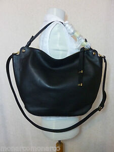 Nouveau Leather Sac Avec Black Grand Label Leather Furla Onyx UU8rvz