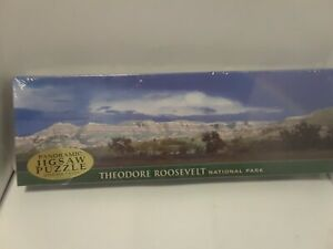 Theodore-Roosevelt-National-Park-Panoramic-Jigsaw-Puzzle-500-pieces-NEW