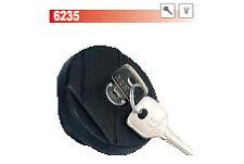 FIAT PANDA 1100 HOBBY DAL 2001> TAPPO CARBURANTE SERBATOIO CON CHIAVE COD. 6235