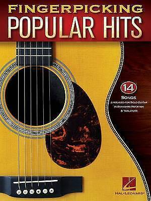 Fingerpicking Popular Hits (Guitar Solo) by Hal Leonard Corporation #G  9781495029547 | eBay