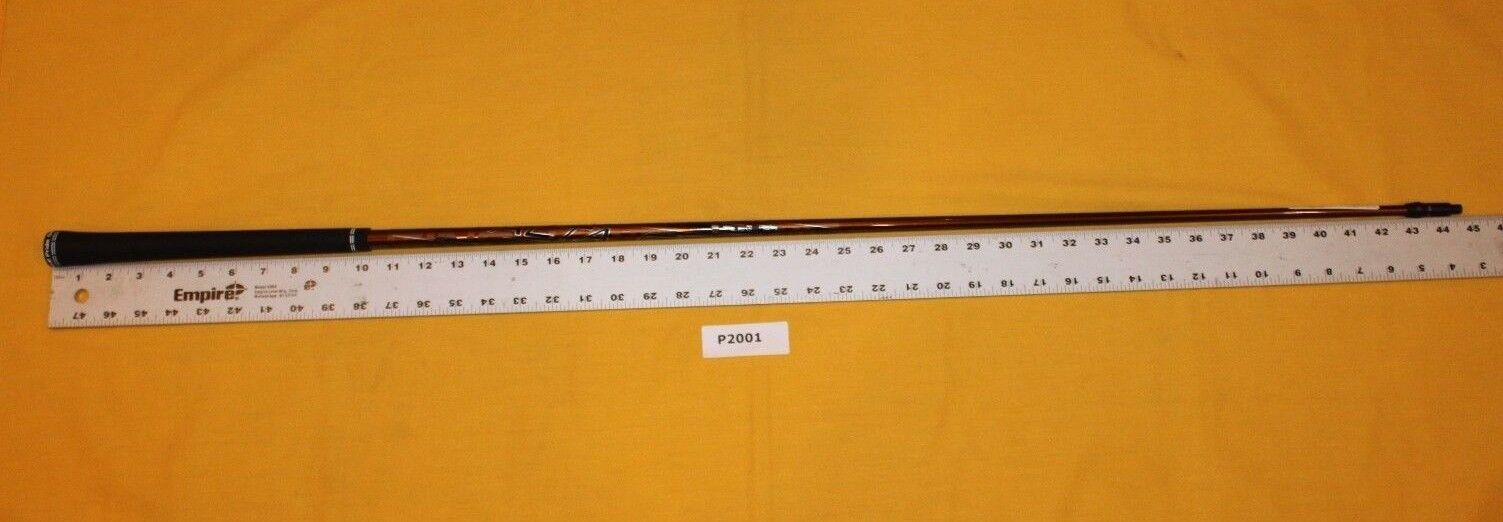 Ping G400 G 400 eje de grafito RÍGIDO de controlador de alta CB 44.75  estándar P2001 Como Nuevo