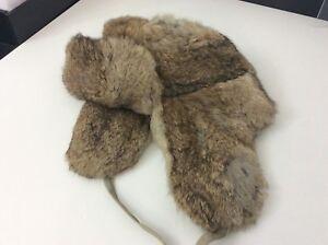 Fur Hat World Winnipeg Rabbit Hat Size M Medium Made In Canada  99739d83e366