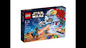 LEGO 75184 ADVENT CALENDAR Brand new retired item