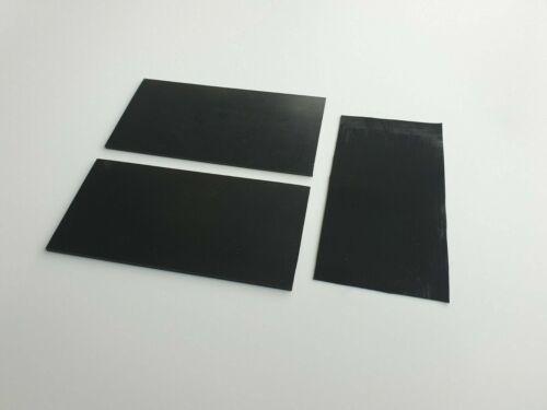 Gummimatte Gummiplatte SBR von 3 mm Größe von 100 bis 500 mm Gummidichtung