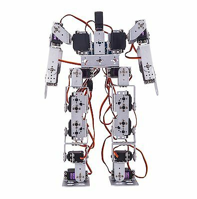 17 DOF Robot Set (With Servo, Arduino controllable,from USA)