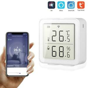 Ultra-low power WIFI Thermometer Hygrometer Wireless Temperature Humidity Sensor
