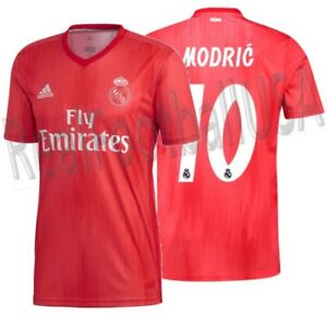 competitive price 374d7 9b053 Details about ADIDAS LUKA MODRIC REAL MADRID THIRD JERSEY 2018/19.