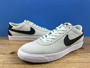892fa7077c Details about Nike SB Bruin Zoom PRM SE 877045-301 Barely Green Black Mint  Sz 12 Skate Shoes