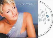 DANA WINNER - Wereld van geluk PROMO CD SINGLE 1TR CARDSLEEVE 2000 BELGIUM