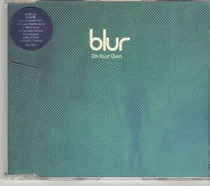 DY785-Blur-On-Your-Own-1997-CD