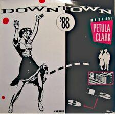 ++PETULA CLARK downtown/don't sleep in the subway MAXI 1988 CARRERE EX++