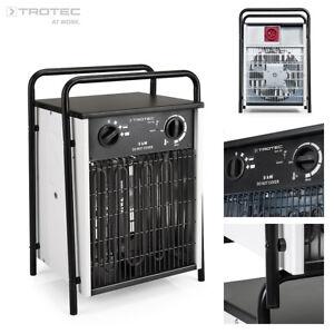 TROTEC-TDS-50-Elektroheizer-Heizgeraet-Heizluefter-Bauheizer-Zeltheizung-9-kW