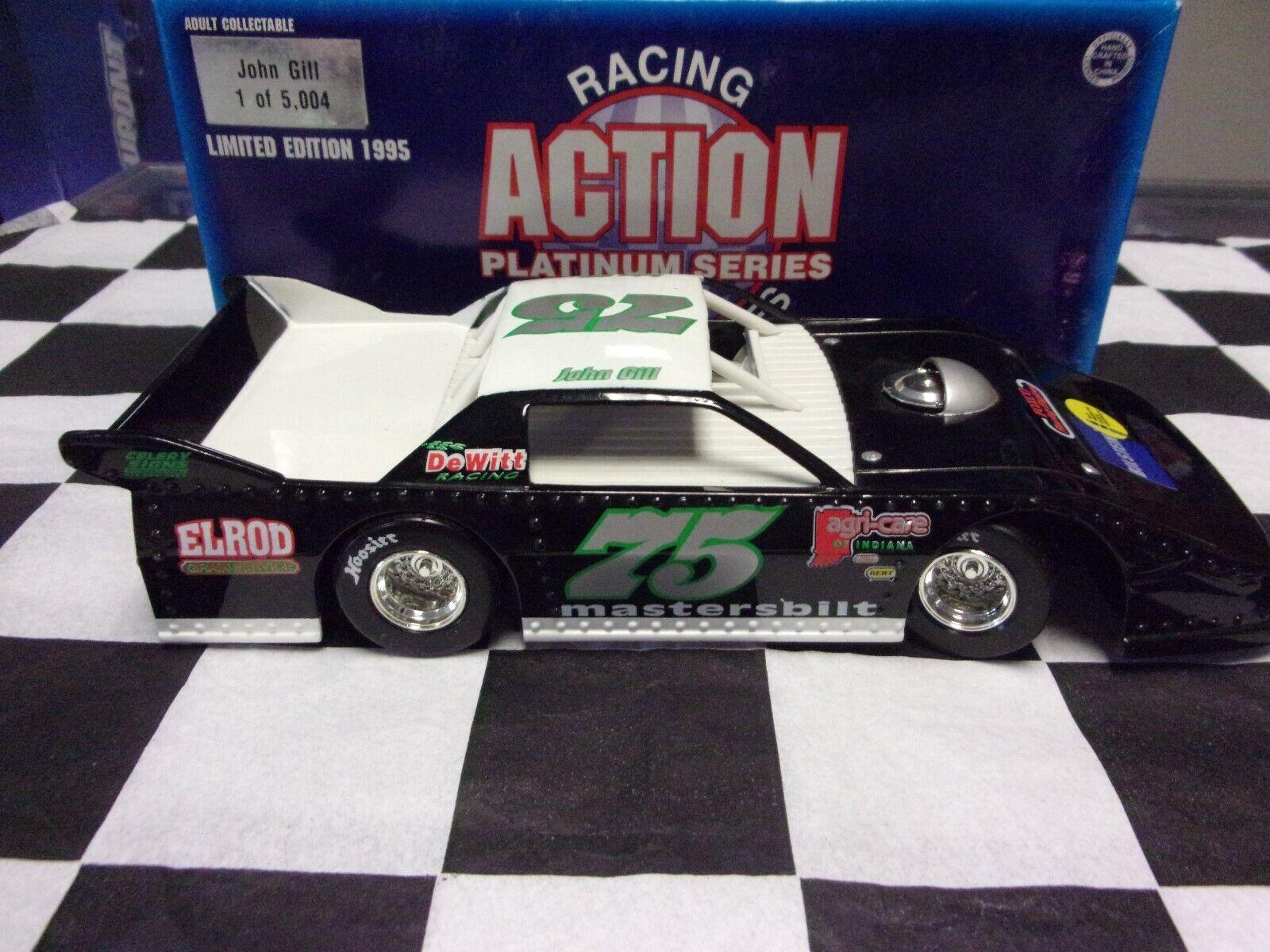 ventas al por mayor 1995  75 John Gill acción de edición edición edición limitada 1 24 Modelo finales la suciedad coche  marcas de diseñadores baratos