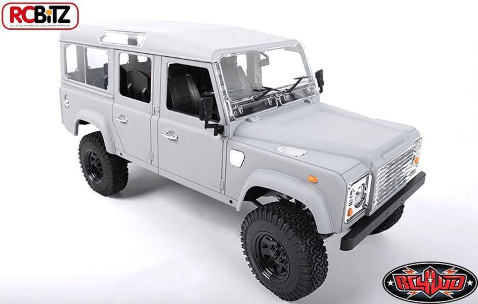 Gelande D110 Camión Kit con duro II Cuerpo Completo Set D90 Interior Z-K0047 RC4WD